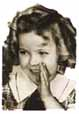A picture of Shirley Temple
